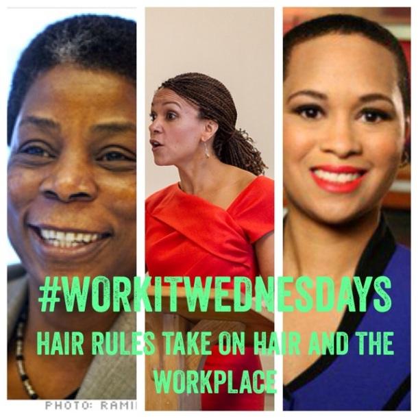 #WorkitWednesdays